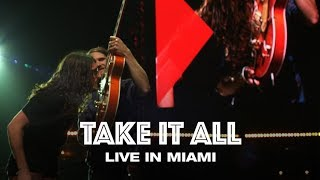 TAKE IT ALL - LIVE IN MIAMI - Hillsong UNITED