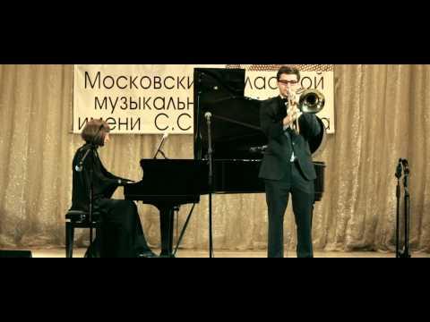 МОМК Р.К. Щедрин «Юмореска» видео