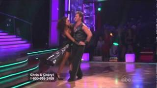 Episode 6: Chris Jericho & Cheryl Burke - Dancing with the Stars