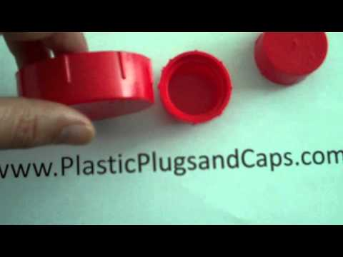BSP Plastic Plugs and Caps