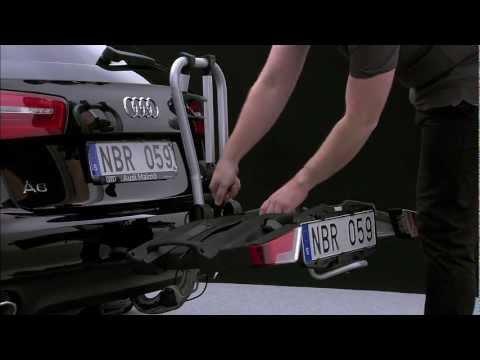Thule EasyFold 932 fietsdrager