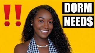 What You NEED For Your College Dorm Room | Shopping + Packing Essentials | KENNEDY SIMONE