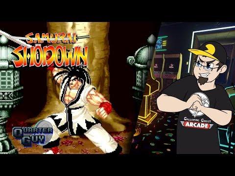 QG @ The Arcade: Samurai Shodown - The Quarter Guy