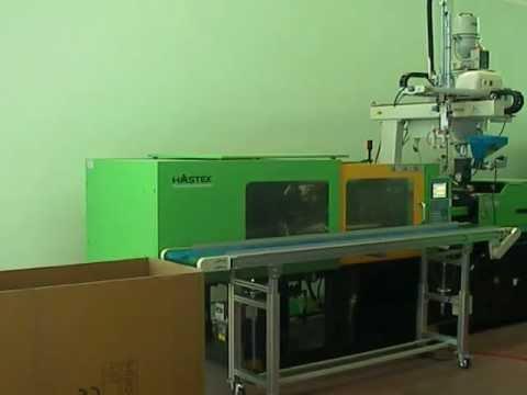 BORCHE | BT II Serisi Plastik Enjeksiyon Makinesi