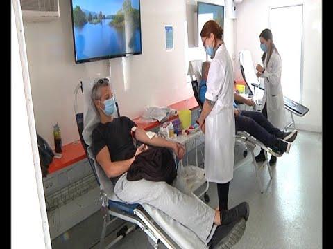 Εθελοντική Αιμοδοσία στο ΣΕΦ