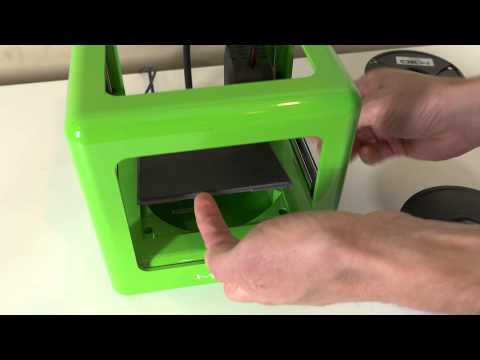 M3D 3D Printer Review from MAY 2015
