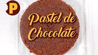 Pastel de Chocolate con Relleno