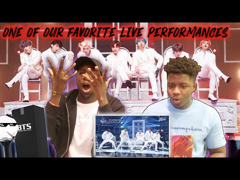 Honest Reaction To Bts Dionysus Comeback Special Stage M Countdown 190418 Ep615
