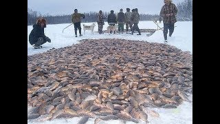 Куда поехать на рыбалку зимой