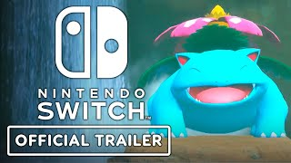 Nintendo eShop - Official April 2021 Trailer by GameTrailers