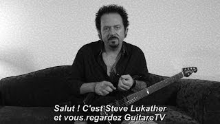 Steve Lukather interview by Roy Letayf
