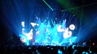 The String Cheese Incident - Black and White 12/28/2013a9p9
