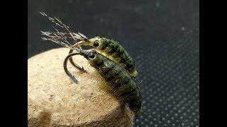 Мушки для зимней рыбалки на окуня своими руками
