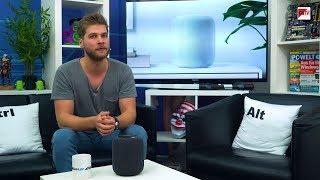 Mit dem Apple HomePod kommt Siri ins Wohnzimmer
