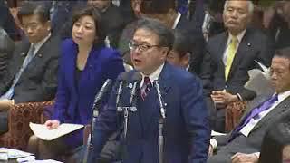 スパコン詐欺世耕弘成・経産相「いくら、どう騙されたか、捜査が終らないと判らない」2/5衆院・予算委