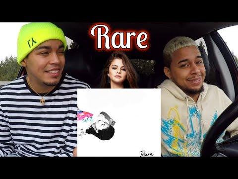 SELENA GOMEZ - RARE | ALBUM (REACTION REVIEW)
