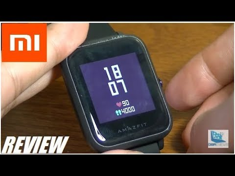 REVIEW: Xiaomi Amazfit Bip - Best Smartwatch?!