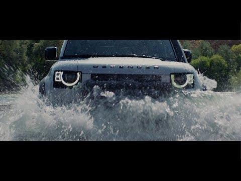 Land Rover Defender 90 Внедорожник класса J - рекламное видео 2