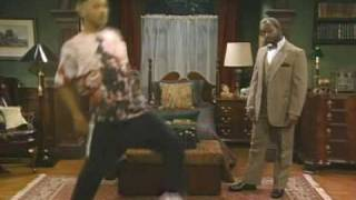 Fresh Prince Dance Lessons