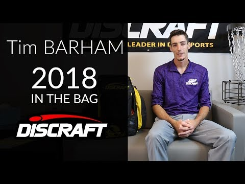 Youtube cover image for Tim Barham: 2018 In the Bag
