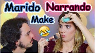 #VEDA 17 - Thiago Narrando Minha Maquiagem