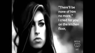 Amy Winehouse -  You know I'm no good ( lyrics)  High Quality Mp3