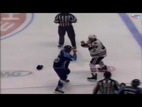 Cody Bass vs Pierre-Cedric Labrie