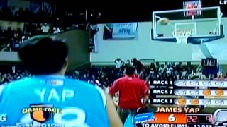 James Yap: 2013 PBA 3-point Shootout