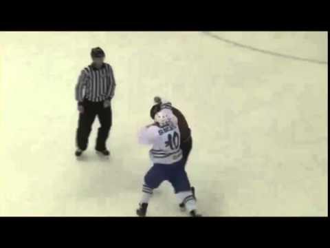 Craig Simchuk vs Jeremy Beirnes