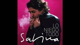 'Lo niego todo', disco completo de Joaquín Sabina