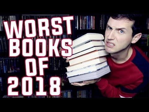 WORST BOOKS OF 2018!
