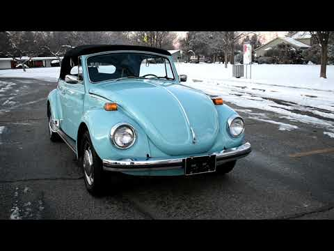 Video of '72 Super Beetle - PMX7