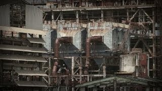 preview picture of video 'Urban Exploration - Nickel Factory (Moa, Cuba)'