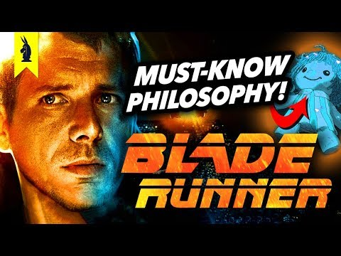 Blade Runner: Must-Know Philosophy Before 2049 – feat. Black Out 2022 (Anime) – Wisecrack Quick Take
