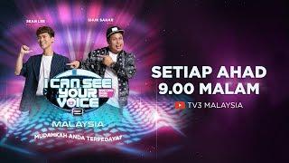 [LIVE] I Can See Your Voice Malaysia (Musim 2) Minggu 9 Bersama Ella | #ICSYVMY