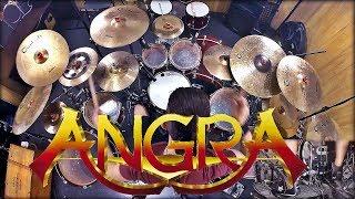ANGRA - SPREAD YOUR FIRE | DRUM COVER | PEDRO TINELLO