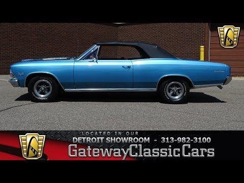 1966 Chevrolet Chevelle for Sale - CC-1000663