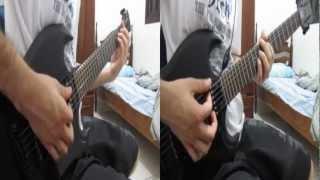 Strike Anywhere - Chalkline (guitar cover) Jp