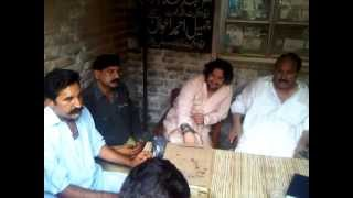 TSF Chairman Raja Kaleem In Rwp Kacheri Must Watch