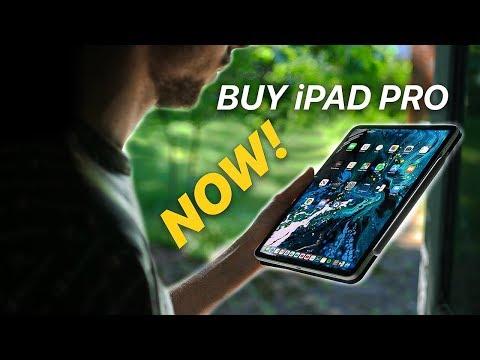 5 Reasons to Buy iPad Pro NOW!   iPadOS (2019)