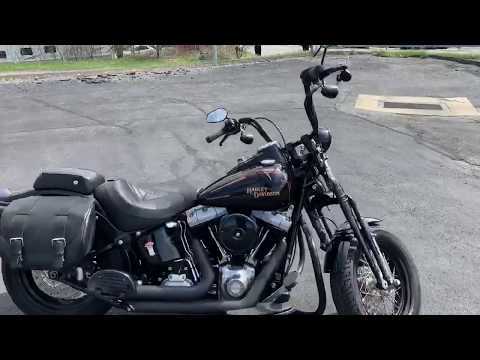 2008 Harley-Davidson Softail® Cross Bones™ in Tyrone, Pennsylvania - Video 1