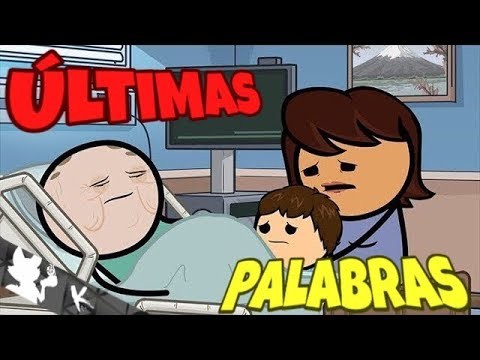 Final Words [ESPAÑOL] - Cyanide & Happiness Shorts