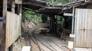 preview picture of video 'Driving Creek Railway - Coromandel Peninsula - New Zealand.'