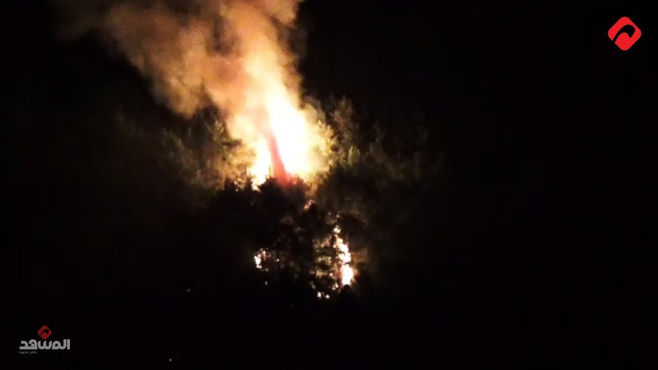 أهالي ريف اللاذقية للمشهد: الحرائق مفتعلة ومواسمنا أبيدت بالكامل