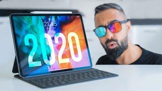 Apple iPad Pro 12.9 (2020) UNBOXING