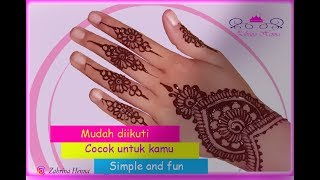 Henna Tangan Cantik Free Video Search Site Findclip