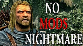 Skyrim NO MODS EXPERIENCE In 2019 Worth it?