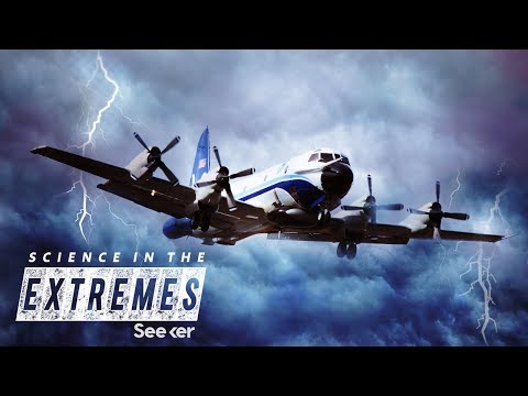 Fly With Hurricane Hunters as They Measure the Power of a Storm