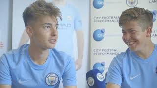 Manchester City video at Youtube