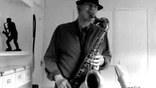 Aura Lee (Love me Tender) on Tenor Sax